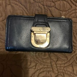MICHEAL KORS LEATHER WALLET 8x5